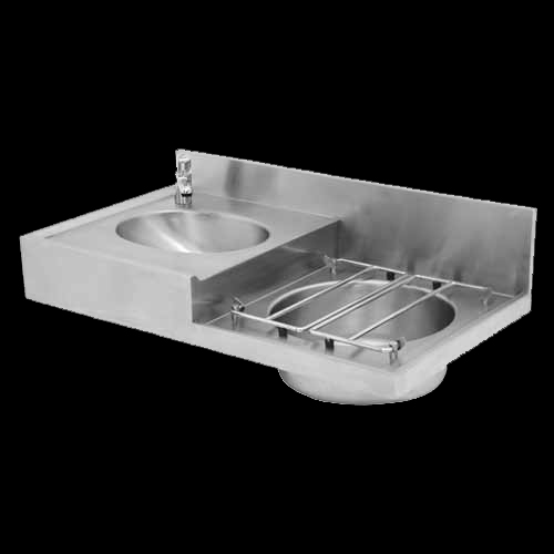 DSBC drip sink cleaner sink combo