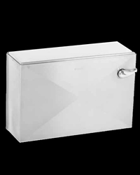 Stainless steel cistern