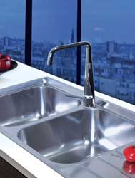 Franke inset kitchen sinks
