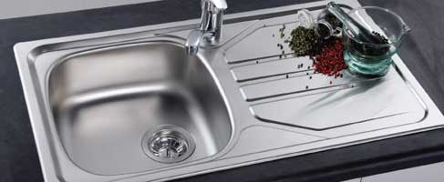 Franke Drop In Stainless Steel Kitchen Sinks For Great