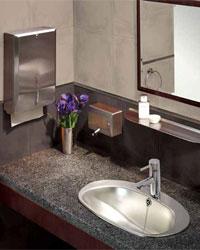 Industrial hand wash basins