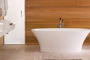 Ionian small luxury bath
