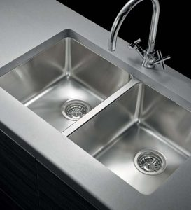 Kwikot undermount kitchen sinks