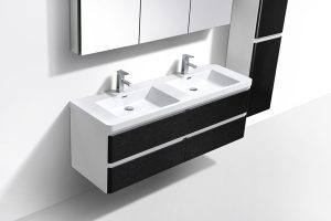 mixed colour wall hung bathroom cabinet vanity cupboard south africa supplier