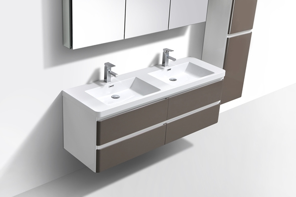 Bathroom vanities wall hung vanities bathroom cabinets for Bathroom cabinets co za
