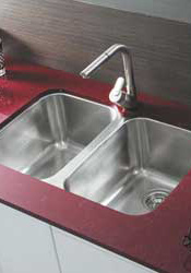 Teka undermount kitchen sinks