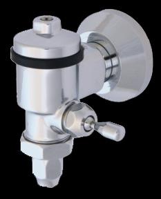 Walcro urinal exposed flushing valve