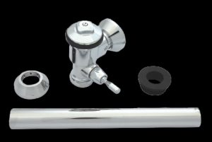Walcro 106T exposed toilet flush valve