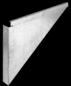 WB001 Wall mounting bracket