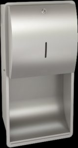 Franke Stratos recessed paper towel dispenser STRX600E
