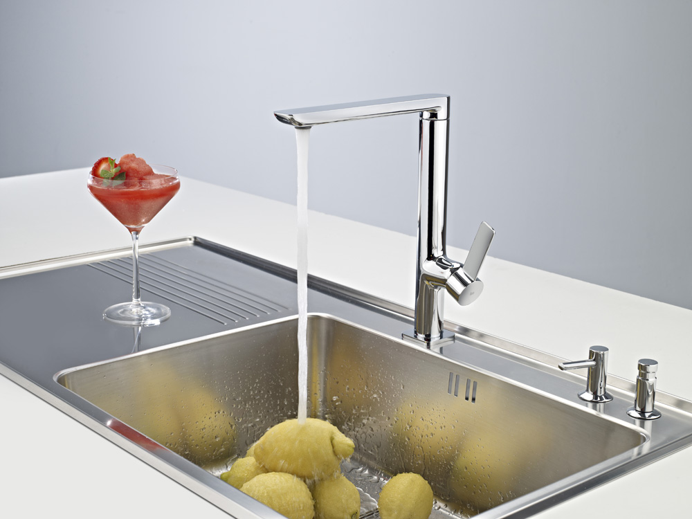 Fixing A Kitchen Sink Drip
