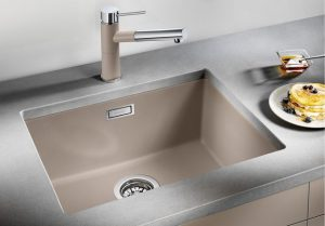 Blanco Subline 500 large underslung kitchen sink