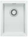 Blanco Subline white small undermount modern kitchen sink