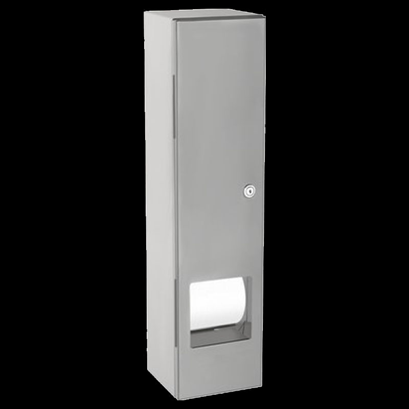 Stainless Steel Toilet Roll Holders For Public Restrooms
