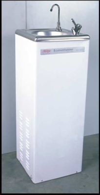 Zip economaster chilled water fountain 2610028 42L