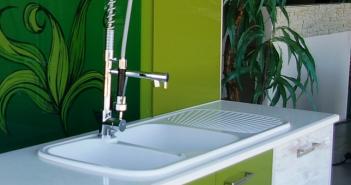 Stonebuilt granite kitchen sink in new colours