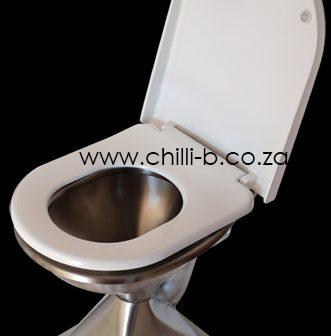 Stainless Steel Toilet Seats Vandal Resistant Toilet