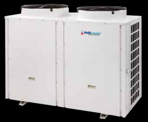Industrial heat pump 45.6kW 1000l/hr