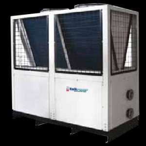 Industrial heat pump 91.2kW 2000l/hr