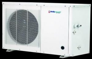 Residential heat pump
