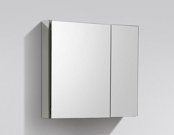 Bathroom mirror cabinets wall mounted mirror cabinets for Bathroom cabinet 750