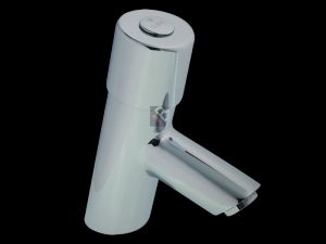 cobra basin water saving pillar tap