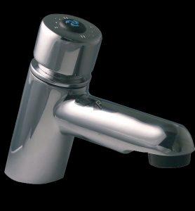 cobra watertech metered pillar tap
