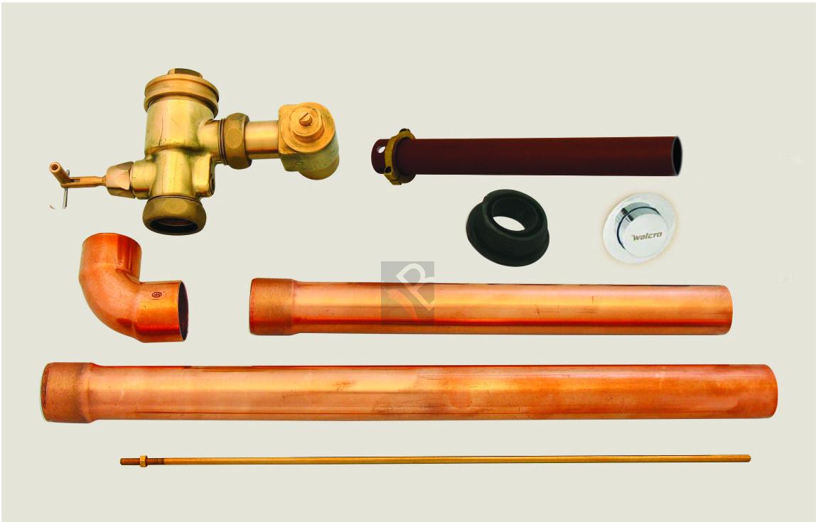 Toilet flush valves | Concealed toilet flush valves | Industrial