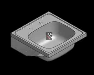 MSS medical basin or sink 2620259