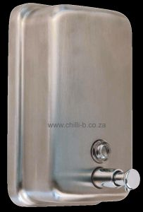 Stainless steel soap dispenser 1250ml