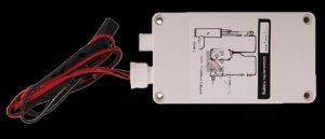 Sensor tap backup power unit