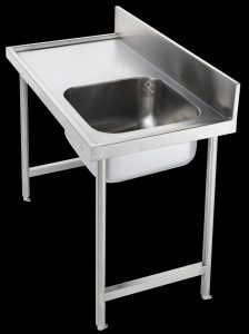 single bowl catering sink stainless steel industrial south africa