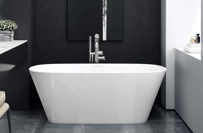 freestanding bath specials | affordable acrylic free standing bath tubs