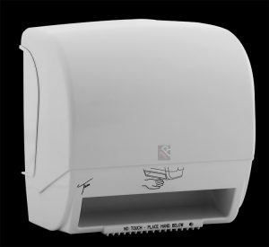 N-NTD023403 Mini Sensor Towel Dispenser White plastic