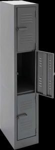Gym steel lockable locker