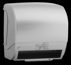 N-PDRA-SATIN Mini Sensor Towel Dispenser Satin