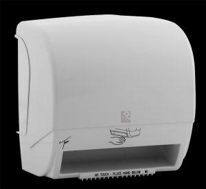 Mini Sensor Towel Dispenser White