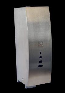 CL-00753 1200ml stainless steel manual soap dispenser