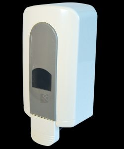 CL-00984 800ml manual white soap dispenser