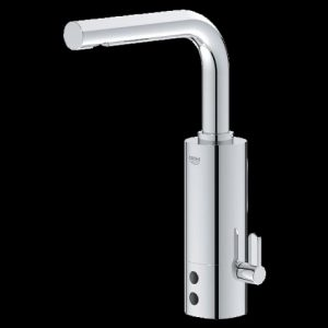 Infra red 230V hands free industrial basin mixer