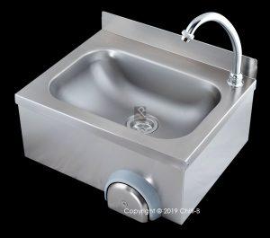 hands free small basin light duty