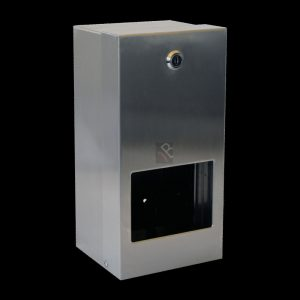 commercial double roll toilet roll holder lockable south africa vandal resistant