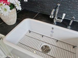 800mm single bowl butler sink