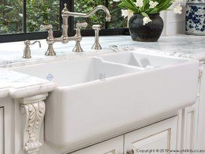 1000mm ceramic shaws farmhouse butler kitchen sink