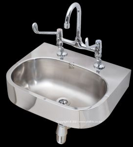 medical sink hygia replacement 703600WH
