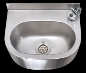 wall hung factory school drinking fountain tap