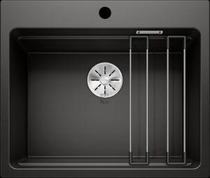 Blanco Etagon 6 sink black